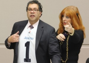Nenshi could come out as an Argos fan and still win the next election in a cakewalk.
