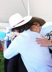 Naheed Nenshi - Canada's most huggable politician