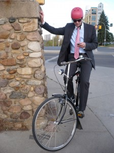 Don Iveson is 34, supports public transit and the arts - and is Edmonton's new mayor.