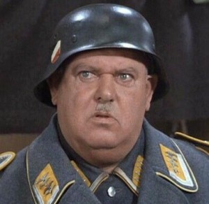 "Stephen Harper adds ""Sargent Schultz"" to his list of impersonations"